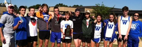 The Wildcat's Cross Country Team Wins Again!